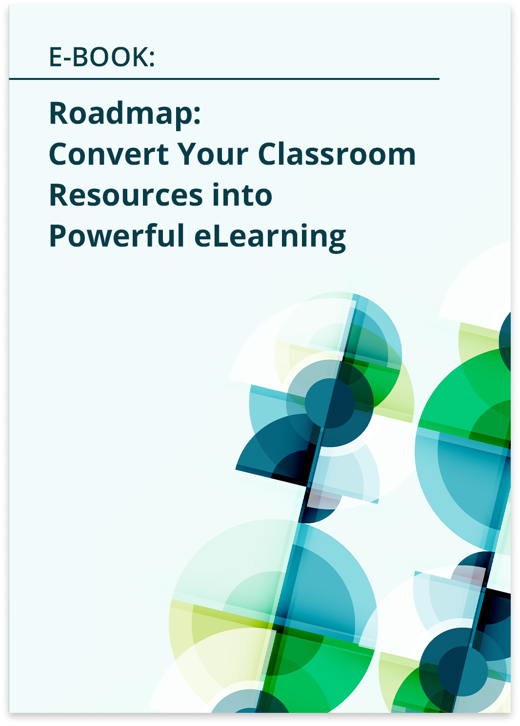 convert course content into powerful elearning